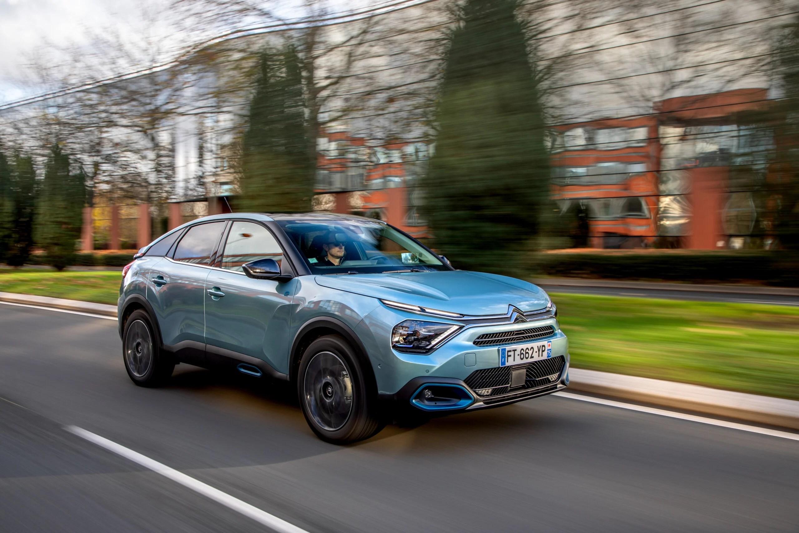 5 choses à savoir avant d'acheter une voiture électrique: l'exemple de la Citroën ë-C4
