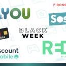 Forfait mobile du Black Friday : les meilleures offres chez RED, B&You, Sosh…