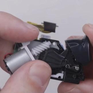 PS5: a teardown shows how the DualSense triggers work