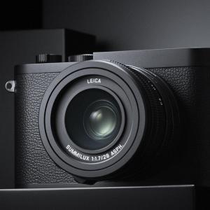 LeicaQ2 Monochrom: le constructeur lance un appareil dédié aux clichés en noir et blanc