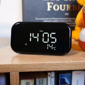 Test du Lenovo Smart Clock Essential: le renouveau du réveil, désormais connecté