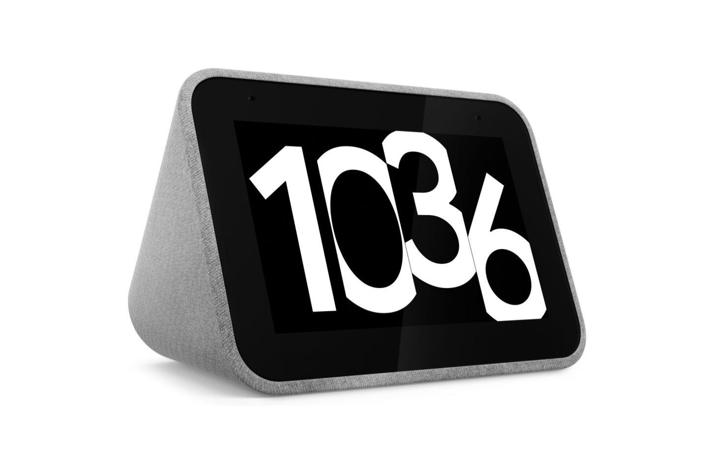 Le réveil connecté Lenovo Smart Clock est en promotion à -50 %