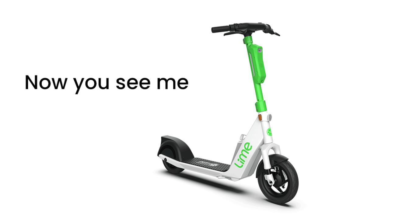 Lime lance une nouvelle trottinette électrique à Paris pour fêter sa rentabilité