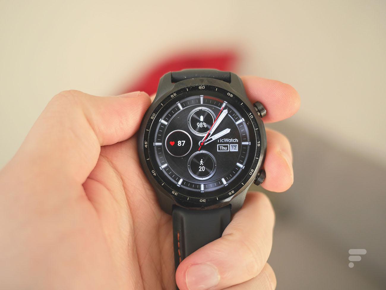 Voici les montres qui auront droit à la toute nouvelle version de Wear OS