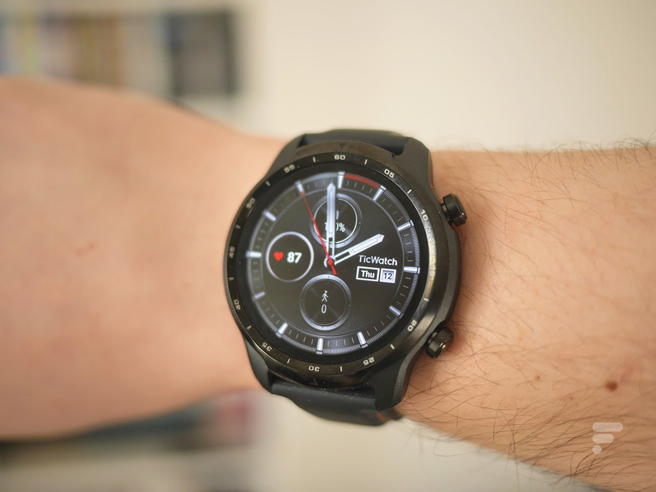 Test de la TicWatch Pro 3 : Wear OS gagne enfin en performances et en autonomie