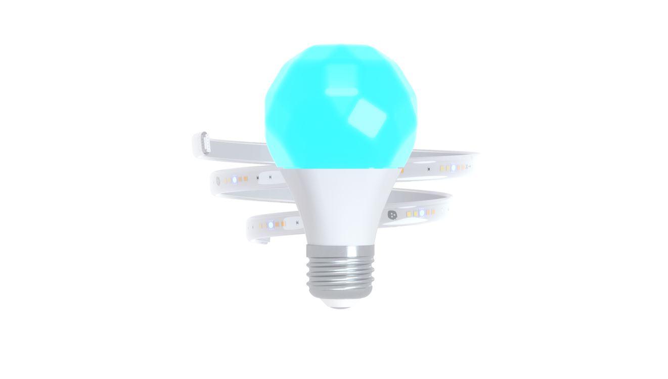 Nanoleaf Essentials : les premières ampoules connectées à utiliser HomeKit Thread de l'Apple HomePod mini