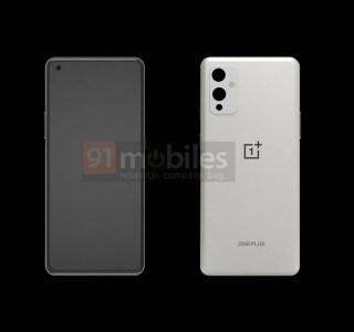 OnePlus9: voilà à quoi pourrait ressembler le prochain smartphone de la marque