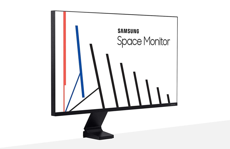 Space Monitor : le surprenant écran PC 27″ de Samsung est en promotion