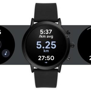 Google Fit sur Wear OS : une grosse mise à jour pour une interface plus claire