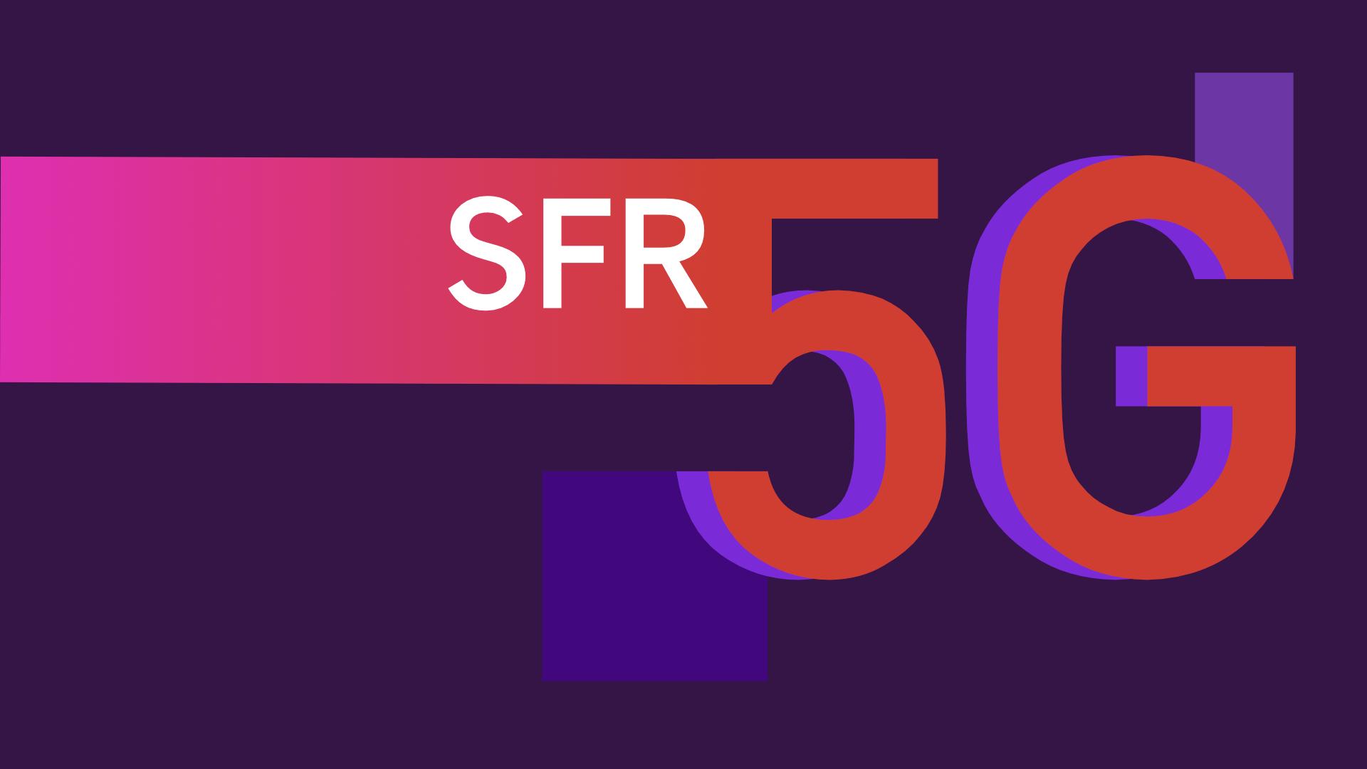 5G: voici les 120communes couvertes par SFR dès décembre 2020