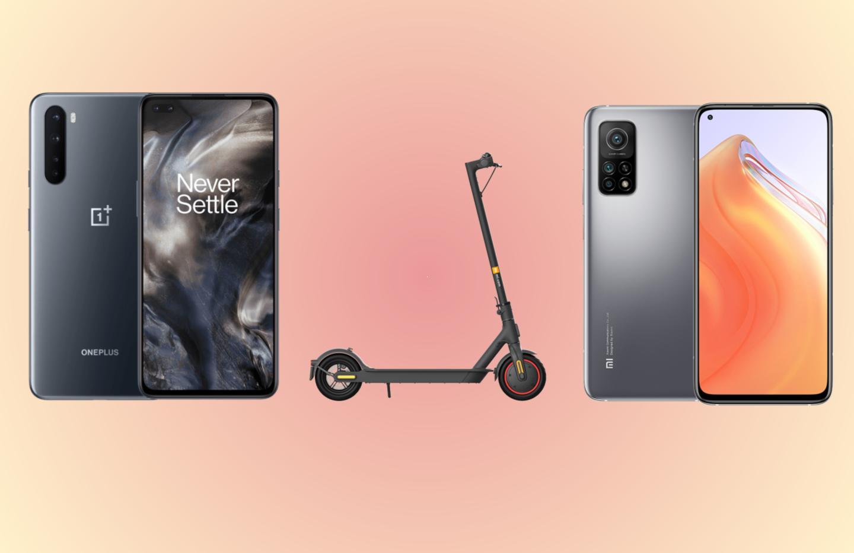 Le Single Day d'AliExpress casse les prix : OnePlus 8T à 423 euros et Poco X3 à 175 euros