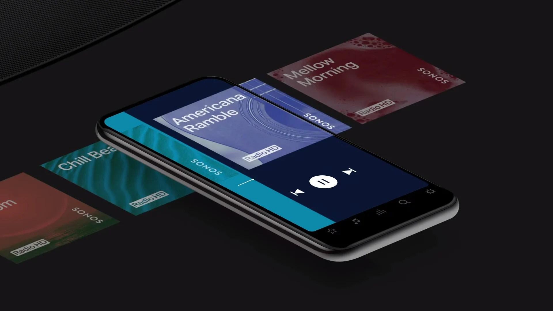 Sonos dope son offre radio avec une station française et un service payant