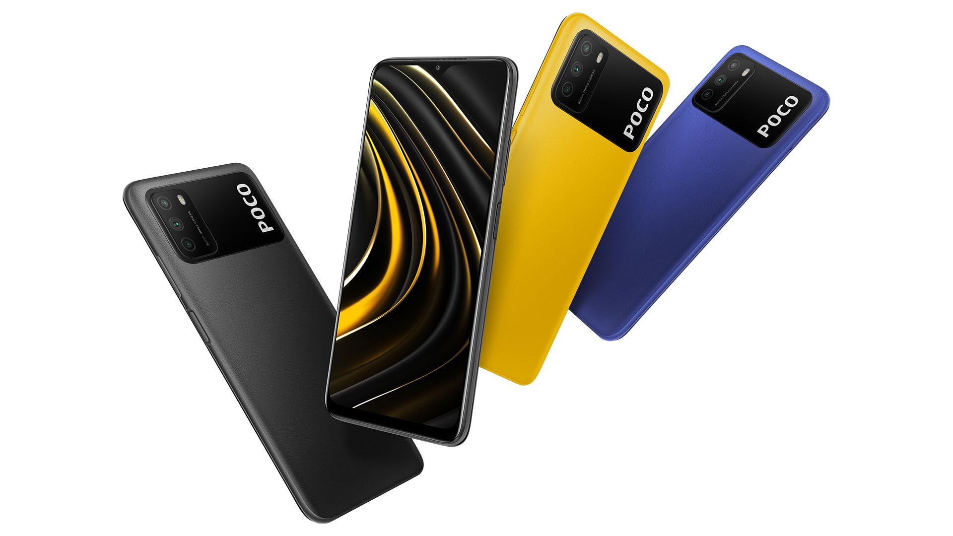 Xiaomi Poco M3 officialisé: une énorme batterie à moins de 200euros
