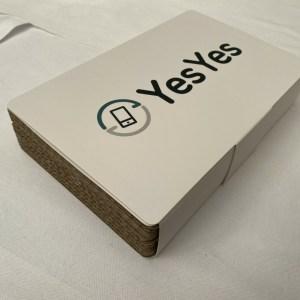 Spécialiste du smartphone reconditionné, YesYes accélère sa démarche écoresponsable