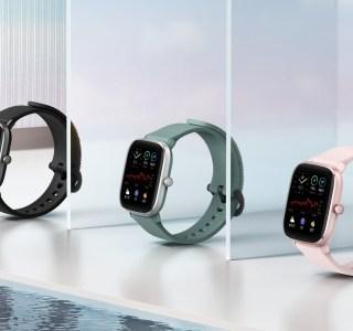 GTS2 Mini: Amazfit lance une montre connectée plus compacte mais aussi complète