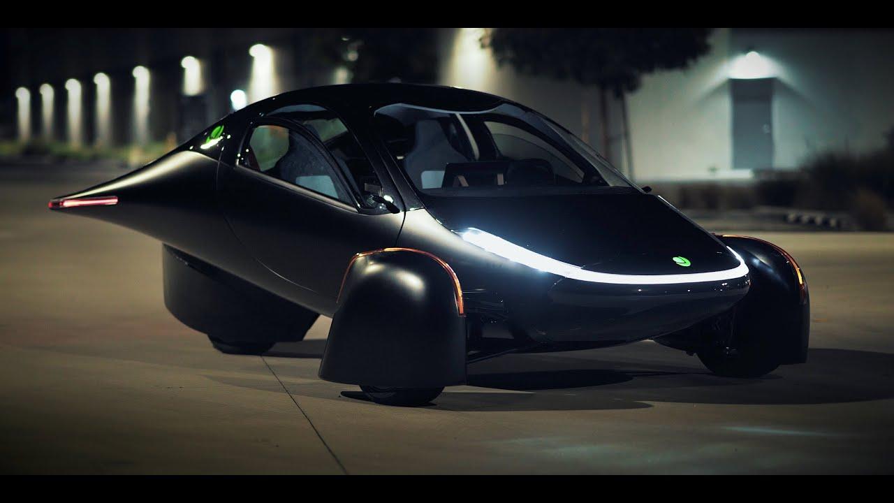 Solaire et électrique, ce véhicule à trois roues n'aurait pas besoin d'être rechargé