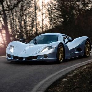 La folie des supercars électriques: les modèles les plus puissants