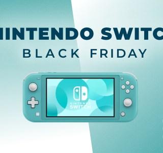 Où acheter la Nintendo Switch ou la Switch Lite au meilleur prix pour le Black Friday 2020 ?