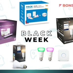 Black Friday Philips Hue : jusqu'à 61 % de réduction sur différents packs