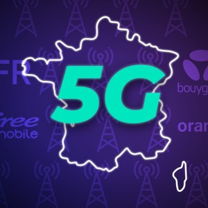 Quelle est la couverture 5G chez Orange, Free, SFR et Bouygues? Voici les cartes et outils à votre disposition