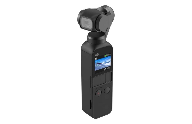 DJI Osmo Pocket : la caméra de poche est en promotion à moins de 250 €