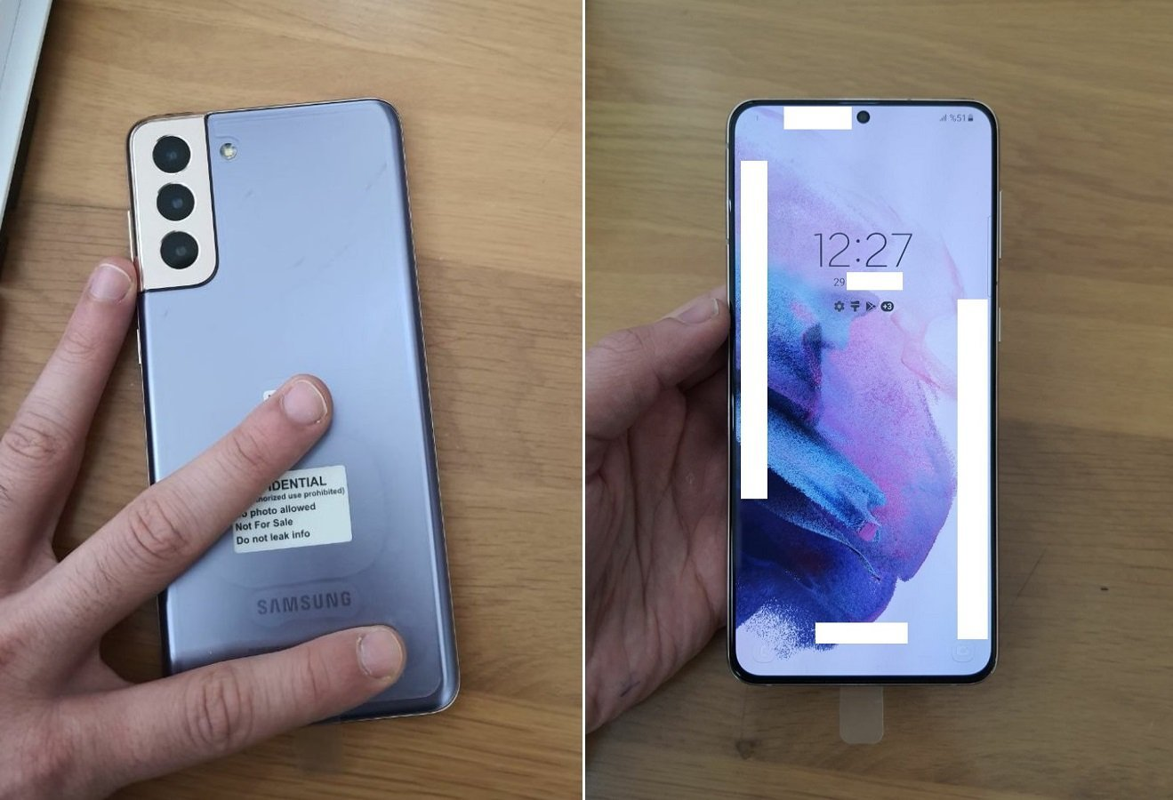 Des photos du Galaxy S21+, les bornes électriques en copropriété et un prototype d'Apple Watch – Tech'spresso