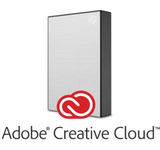 89 € pour ce HDD externe 4 To + 4 mois offerts à Adobe Creative Cloud