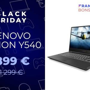 Ce PC portable équipé d'une RTX 2060 est à un très bon prix pour le Black Friday