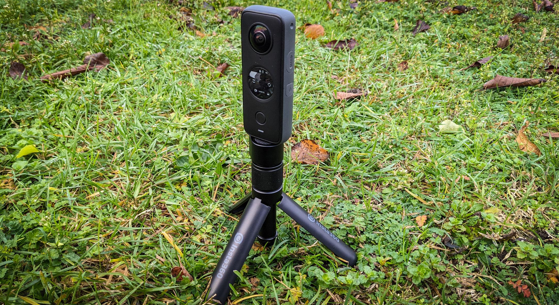 Test de l'Insta360 One X2 : l'impressionnante caméra à 360 n'est pas encore parfaite