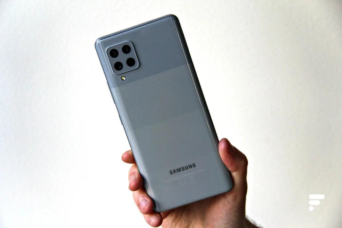 Le Samsung Galaxy F42 5G approche avec de l'OLED et une grande batterie