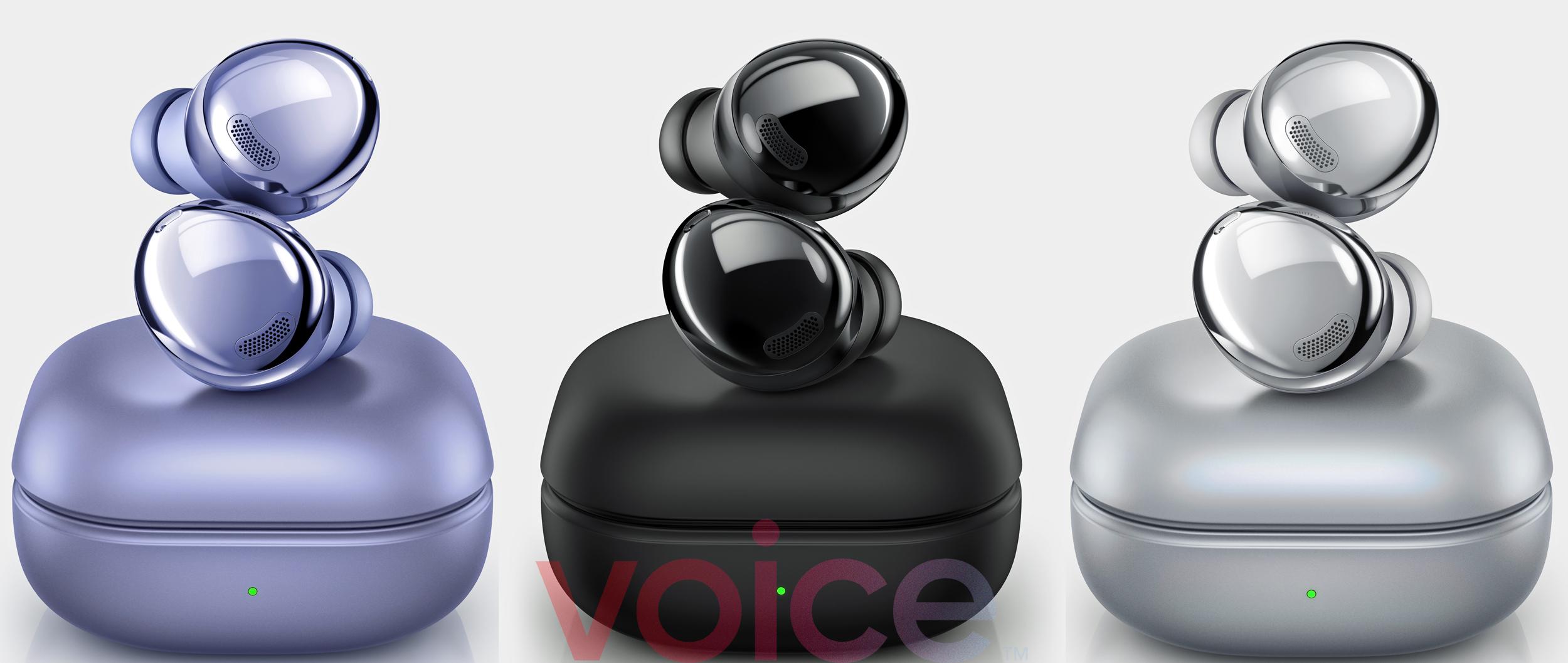 Samsung Galaxy Buds Pro: les écouteurs déjà en vente sur Facebook avant leur annonce