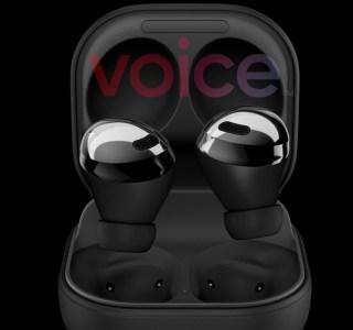 Galaxy Buds Pro: voilà les coloris des futurs écouteurs à réduction de bruit de Samsung