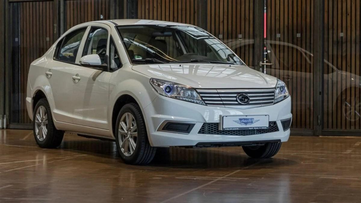 Suda SA 01: lancée en Europe, cette voiture électrique est terne, mais très abordable