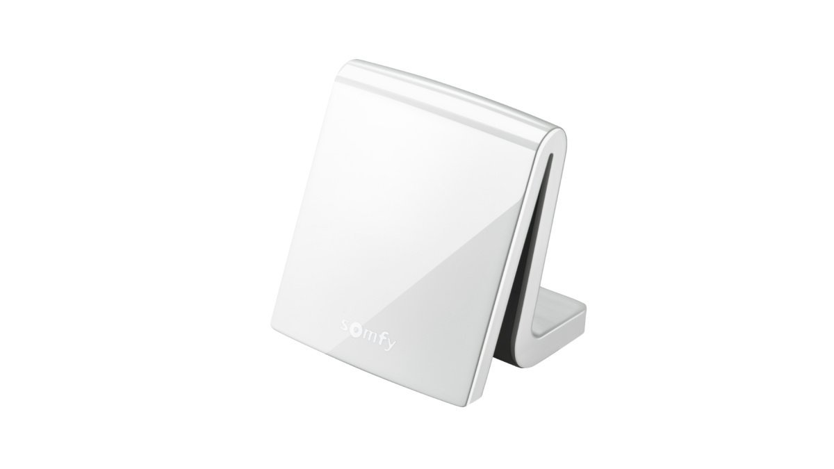 La box TaHoma de Somfy est désormais compatible avec HomeKit d'Apple