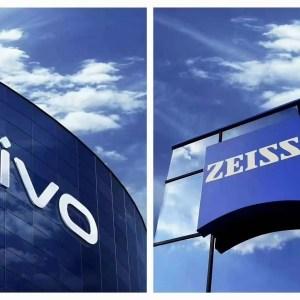 Vivo s'associe avec Zeiss pour de plus belles photos sur smartphone