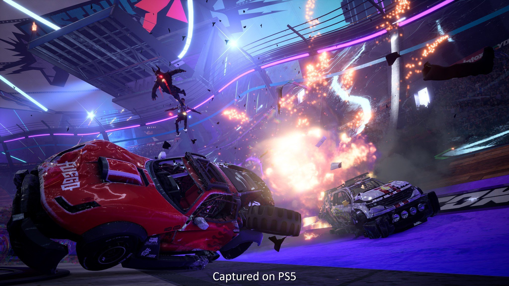PS Plus : l'exclusivité Destruction AllStars et la version ultimate de Control arrivent en février