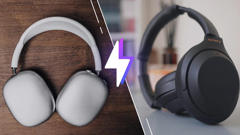 AirPods Max vs SonyWH-1000xM4: lequel est le meilleur casque sans fil?