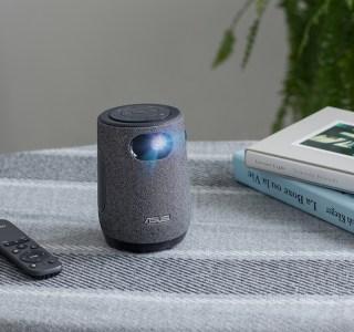 Asus ZenBeam Latte : un pico-projecteur Android de la taille d'une tasse à café