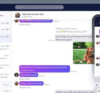 Beeper : une application pour regrouper tous vos services de messagerie