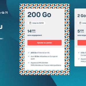 200Go pour 14,99euros: voici la nouvelle offre de Bouygues pour les soldes, avec une option 5G