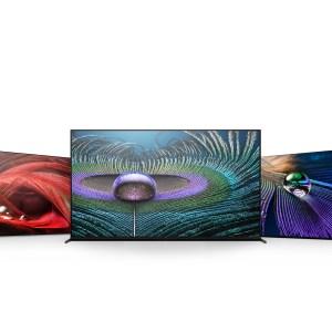 CES 2021 : OLED, LCD, 4K et 8K, Sony annonce sept nouveautés majeures