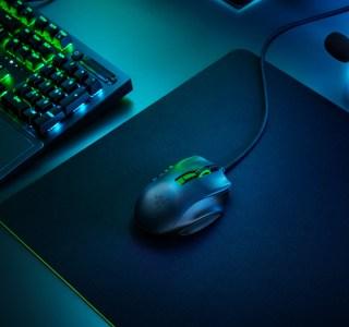 Razer Naga X : une souris programmable ultra-légère qui va ravir les joueurs MMO