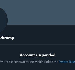 Donald Trump est banni définitivement de Twitter