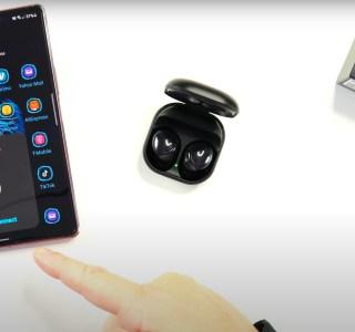 Les Samsung Galaxy Buds Pro ont déjà été pris en main en vidéo