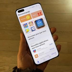 Huawei donne un coup de frais à son AppGallery