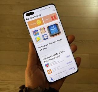 Huawei aide les développeurs à se passer de Google sur ses smartphones