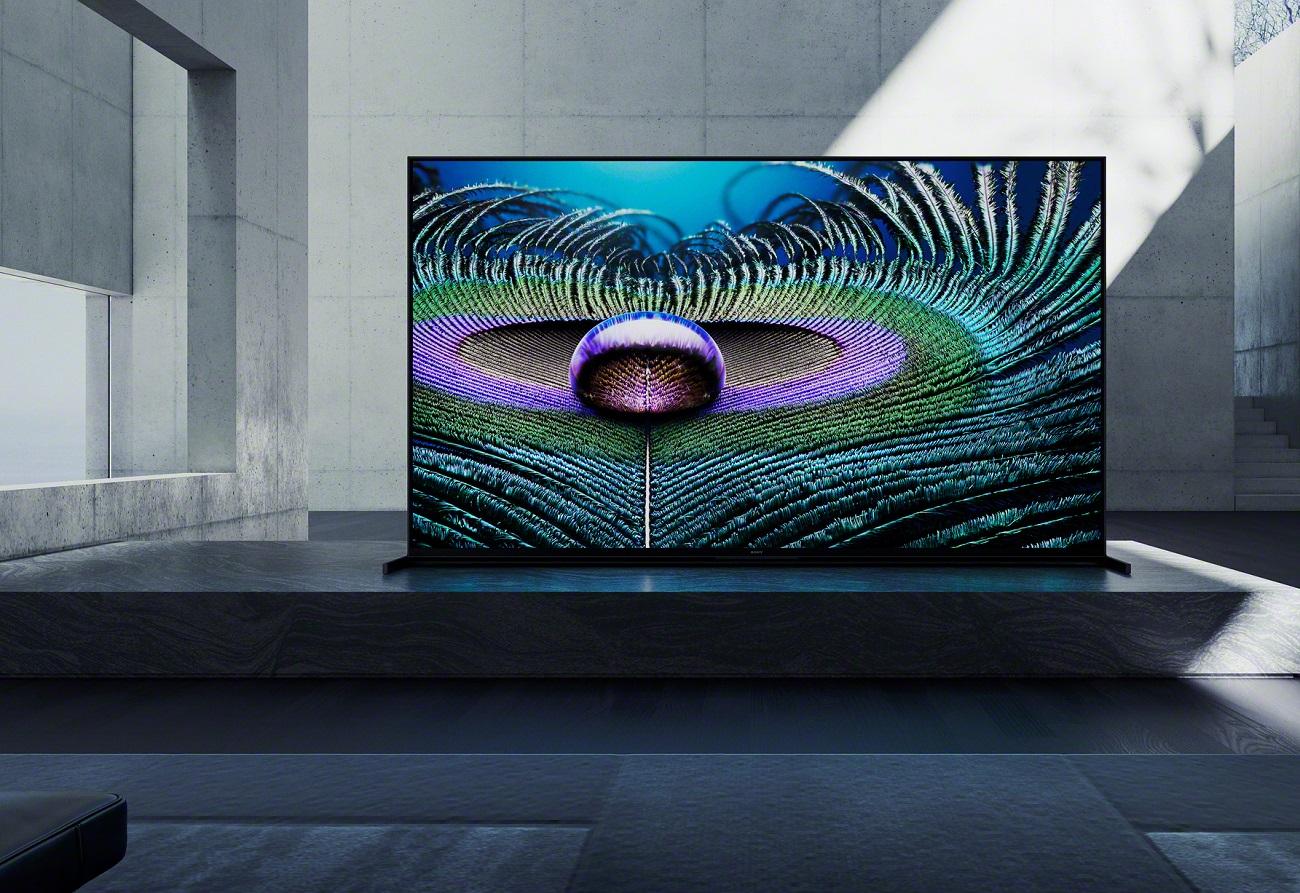 Sony passe à Google TV et lance un service de streaming équivalent au Blu-Ray UHD au CES 2021