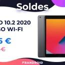 iPad 2020 : la tablette abordable d'Apple est encore moins chère pendant les soldes