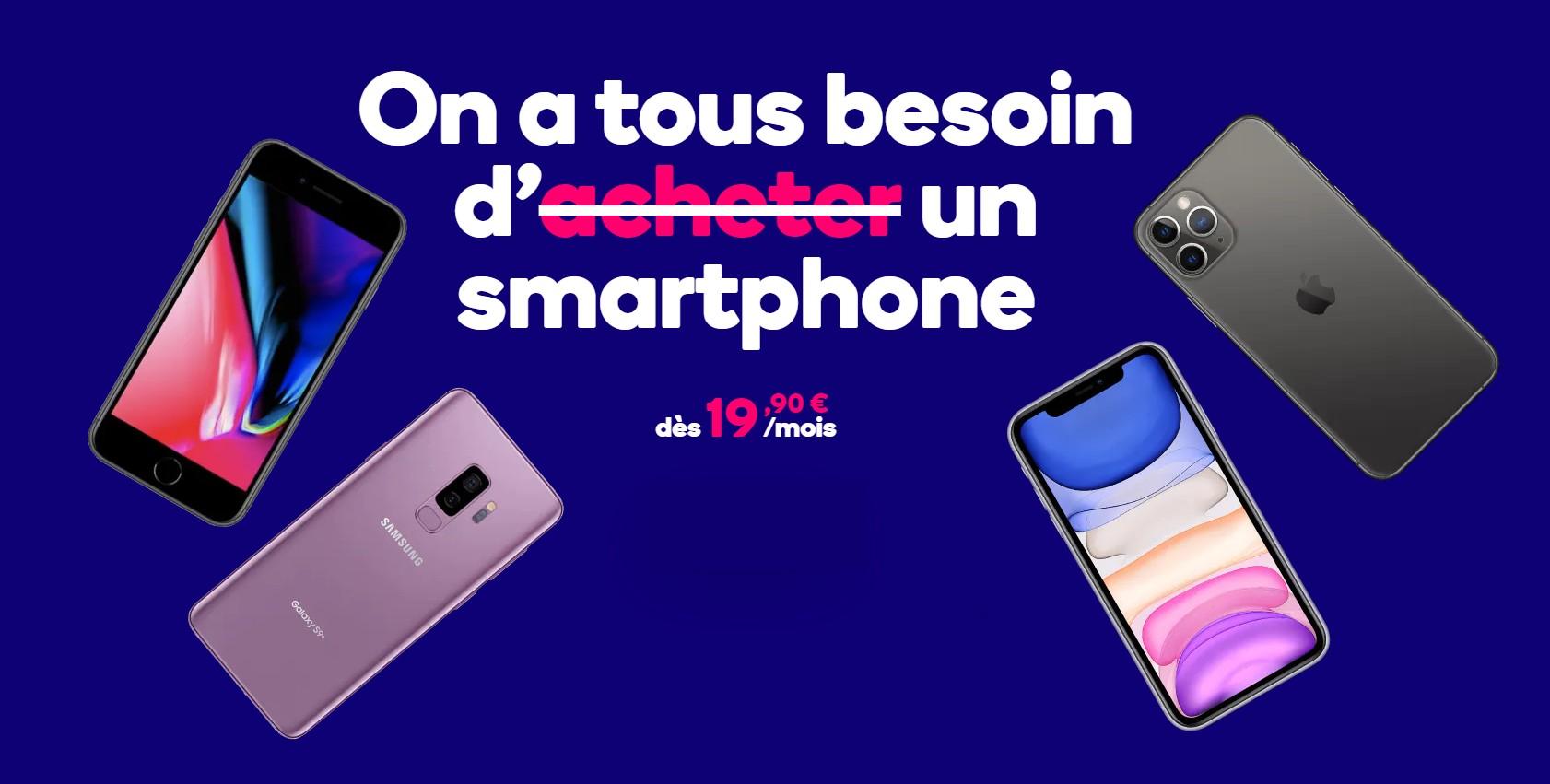 mobile.club : quand la location d'un smartphone est plus intéressante que l'achat