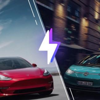 Tesla Model 3 vs Volkswagen ID.3: which is the best electric car?